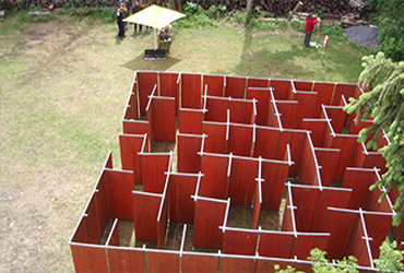 Bludisko – labirint